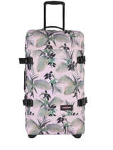 Soepele Reiskoffer Authentic Luggage Eastpak Roze authentic luggage K62L