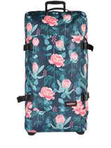 Valise Souple Pbg Authentic Luggage Eastpak Bleu pbg authentic luggage PBGK63L
