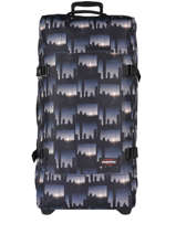 Soepele Reiskoffer Pbg Authentic Luggage Eastpak Zwart pbg authentic luggage PBGK63L