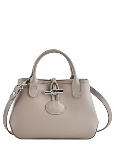 Longchamp Roseau Cross body tas Beige