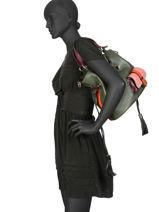 Bucket Bag M Premier Flirt Lancel Veelkleurig premier flirt A10295-vue-porte