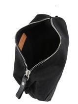 Trousse Le Cabas Paillettes Vanessa bruno Noir cabas 1V42032-vue-porte