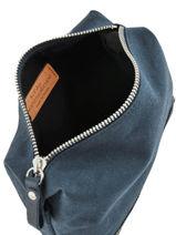 Trousse Le Cabas Paillettes Vanessa bruno Bleu cabas 1V42032-vue-porte