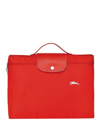 Longchamp Le pliage club Aktetas Zwart