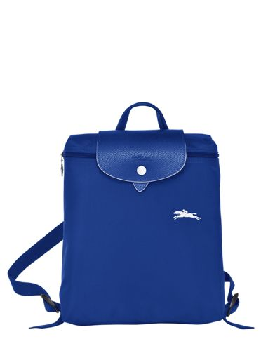 Longchamp Le pliage club Rugzak Blauw
