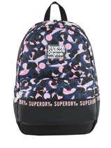 Rugzak 1 Compartiment Superdry Veelkleurig backpack woomen W9100016