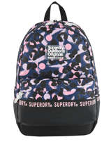 Sac à Dos 1 Compartiment Superdry Multicolore backpack woomen W9100016