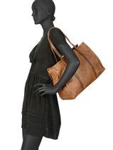 Sac Shopping Authentic Synderme Torrow Noir authentic TAUT01-vue-porte