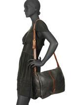 Sac Porté épaule A4 Authentic Torrow Noir authentic TAUT07-vue-porte