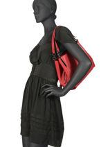 Sac Shopping Dalton Cuir Coach Noir dalton 73546-vue-porte