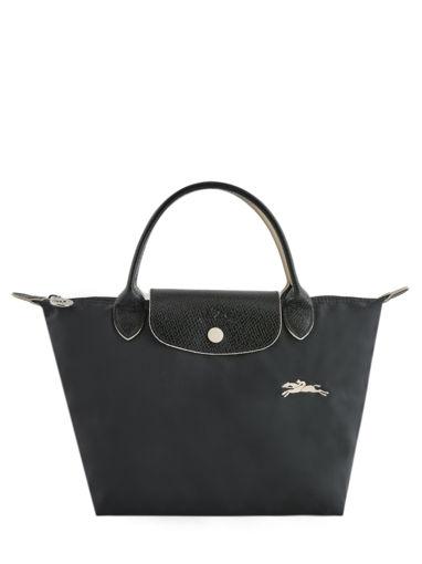Longchamp Le pliage club Sac porté main Noir