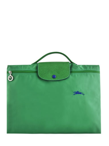 Longchamp Le pliage club Aktetas Zwart