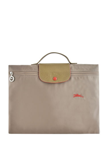 Longchamp Le pliage club Serviette Beige