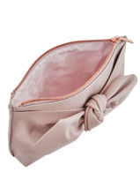 Trousse Soft Knot Cuir Ted baker Rose soft knot MILAH-vue-porte