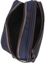 Longchamp Boxford Trousse de toilette Bleu-vue-porte