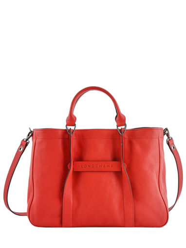 Longchamp Handtas Rood