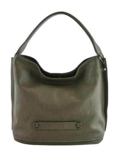 Longchamp Longchamp 3d Besace Vert