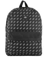 Rugzak 1 Compartiment + Pc 15'' Vans Zwart backpack men VN0A3I6R