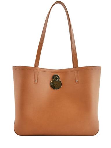 Longchamp Cavalcade Besace Beige