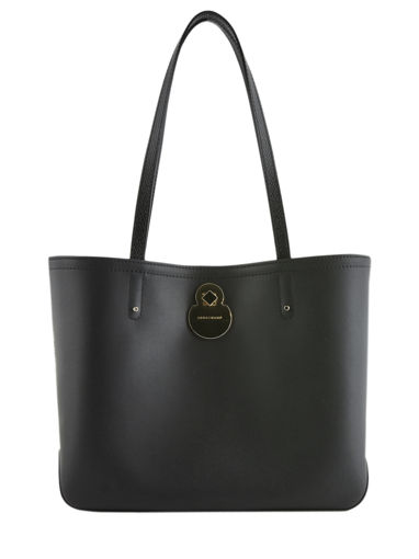Longchamp Cavalcade Besace Noir