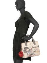 Sac à Main Couture Anekke Beige couture 29881-48-vue-porte