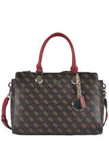 Sac Porté Main Aline Guess Marron aline SG743707