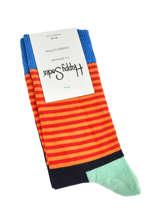 Chaussettes stripes-HAPPY SOCKS