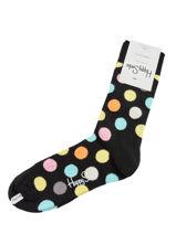 Chaussettes big dots-HAPPY SOCKS-vue-porte