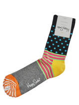 Sokken stripes dots-HAPPY SOCKS-vue-porte