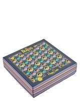Coffret Cadeau 3 Paires De Chaussettes The Beatles Happy socks Noir pack XBEA08