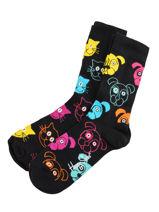 Cadeaubox sokken cats&dogs 2 paar-HAPPY SOCKS-vue-porte