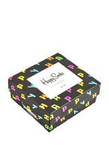 Coffret cadeau-HAPPY SOCKS