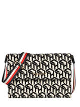 Sac Bandoulière Tommy Party Tommy hilfiger Noir tommy party AW07818