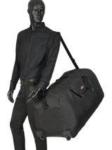 Reistas Authentic Luggage Eastpak Zwart authentic luggage K30E-vue-porte