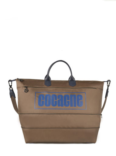 Longchamp Cocagne Sac de voyage Vert