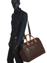 Handbagage Reistas Uppsala Jump Bruin uppsala 4462NU-vue-porte