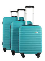 Set Reiskoffers Madrid Travel Blauw madrid 1701-LOT
