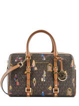 Bowlingtas Jet Set Girls Michael kors Bruin bedford travel H9G07S6O