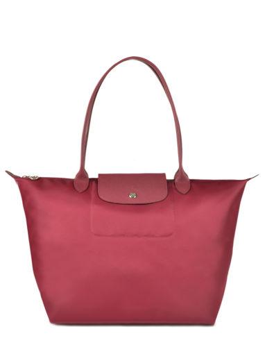 Longchamp Schoudertas Violet
