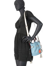 Bucket Bag S Premier Flirt Leder Lancel premier flirt A10530-vue-porte