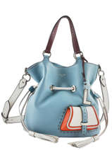 Bucket Bag M Premier Flirt Leder Lancel Veelkleurig premier flirt A10531