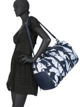 Reistas Pumpkin Roxy Zwart luggage RJBL3186-vue-porte