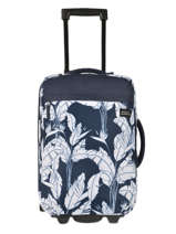 Valise Cabine Feel The Sky Roxy Noir luggage RJBL3193