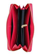 Portefeuille Tommy hilfiger Noir classic saffiano AW07843-vue-porte