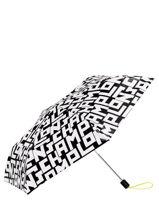 Longchamp Parapluie Blanc-vue-porte