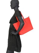 Sac Shopping M Chadwick Lauren ralph lauren Rouge chadwick 31758179-vue-porte