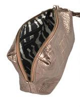 Etui Vintage Leder Paul marius Beige caiman ADELECAI-vue-porte