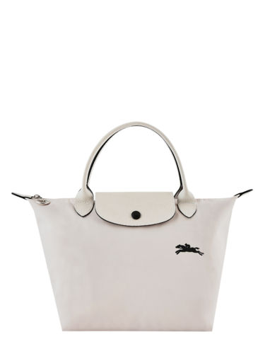 Longchamp Le pliage club Sac porté main Beige