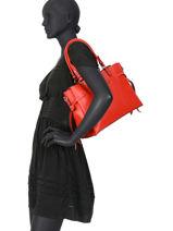 Sac Porté épaule Couture Miniprix couture DQ8562-1-vue-porte