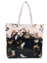 Schoudertas L Savana Ted baker Blauw icon bag BEXCON